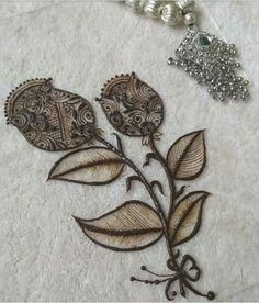 Mehndi Desing, Arabic Henna Designs, Henna Designs Easy, Dulhan Mehndi Designs, Mehndi Art Designs, Mehndi Images, Henna Tattoo Designs, Mehandi Henna, Mehndi Tattoo