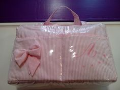bebeteca.Bolso de maternidad plastificado y personalizado.bebetecavigo.