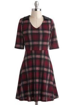 Prepped for Success Dress, #ModCloth