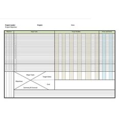 onenote project planning template
