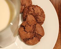 Double Chocolate Chip Cookies - Living a Real Life Double Chocolate Chip Cookies, Gluten Free Recipes, Free Food, Amazing, Desserts, Tailgate Desserts, Deserts, Gooey Chocolate Chip Cookies, Dessert