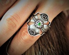 Byzantine Jewelry, Arm Bracelets, Easter Gift, Adjustable Bracelet, Ancient Greek, Recycling, Gemstone Rings, Silver Rings, Jewelry Making