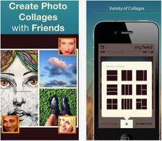 Crie imagens colaborativas com seus amigos no Pixplit