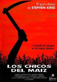Children of the Corn (1984) - Es la primera de las películas de terror basadas en el relato homónimo que forma parte del libro El umbral de la noche, escrito en 1977 por Stephen King