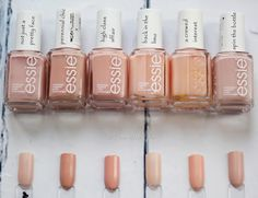 ♥ In Love With Life ♥: essie - lounge lover LE | Vergleiche, Vergleiche, Vergleiche...
