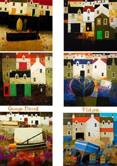 Lovely illustrations from George Birrell.