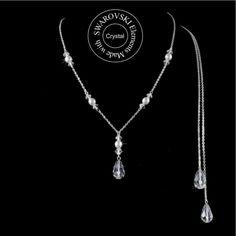 Habillez votre dos avec ce bijou de dos pour votre mariage. Ce bijou de mariage sera un accessoires de mariage glamour et raffiné.