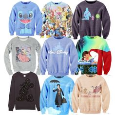 disney sweaters love the all. BUT I WANT THE HAKUNA MATATA ONE SO BAD !!!!!!!!!!!!!!!