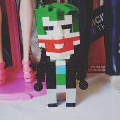 "10 mentions J'aime, 1 commentaires - LRIS 申美景 (@lrisalice) sur Instagram: ""#joker #toys #kidult #nanoblock 귀여워"""