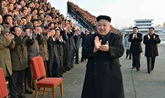 """""""North Korea human rights abuses resemble those of the Nazis, says UN inquiry"""" on The Guardian, February 17, 2014."""
