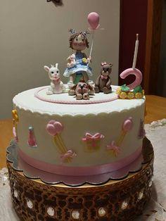 Birthday cake. Irma's cookies by  Irma Garcia