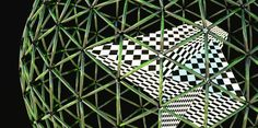 model. icosaedro  shader. vidrio de botella  time. 45'  motor. unbiased  acel. 96 CUDA cores - openCL