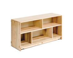 communityplaythings.com - F643 4 x 24 Fixed Shelf