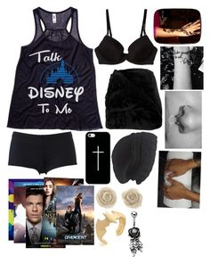 """Watching Disney movies"" by lorfanoclan ❤ liked on Polyvore"