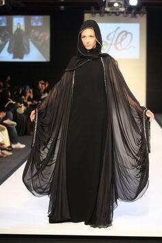 Latest Dubai Designer Abaya Gowns Designs Collection 2015-2016 (16)