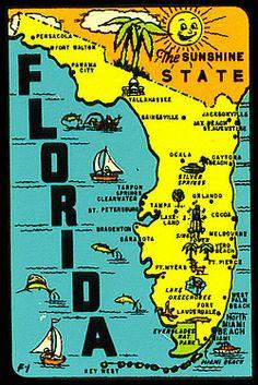 Florida… the Sunshine State