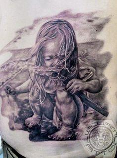 Realism Tattoo by William Tattoo | Tattoo No. 10964