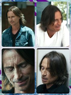 Robert Carlyle collage