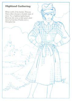 princess diana fashion collection book 3