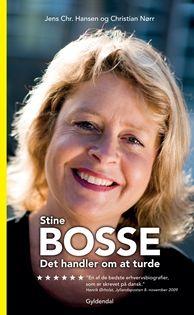 Stine Bosse - en af rollemodellerne i Female Courage Foundation #FCF www.femalecourage.com