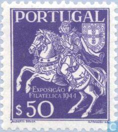 Portugal [PRT] - Stamp Exhibition Lisbon 1944