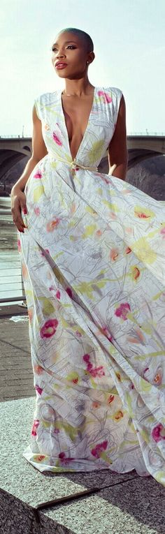 Love this maxi dress. I wish i could find it or one similar for myself this summer. Love, Pammy