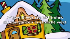 Morgen Kinder wird`s was geben - a traditional German Christmas carol (with lyrics)