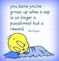 Need a nap? It is good to be rested ! Take time out, just for you. Life Quotes Love, Great Quotes, Funny Quotes, Inspirational Quotes, Quote Life, Quotes Quotes, Awesome Quotes, Funny Humor, Cartoon Quotes
