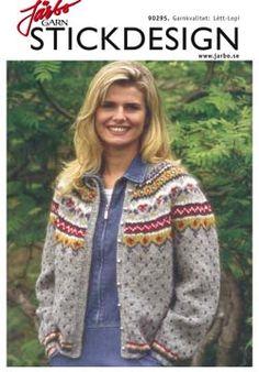 90295  Järbo  Many free knitting pattern
