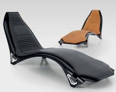 Aston Martin Living Room Collection Collection - V007 Chaise Longue