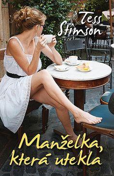 Karin Lednická     Inteligentní romány pro inteligentní ženy Nalu, Roman, White Dress, Reading, Books, Libros, Book, Reading Books, Book Illustrations