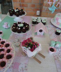 Decoración de Fiesta de Cumpleaños en el Jardín con Colores Pastel para Niñas | Arcos con Globos - Decoración de Fiestas Infantiles : Fiestas Infantiles Decoracion
