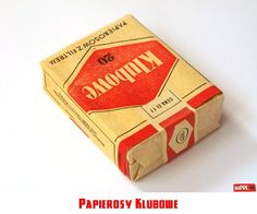 Papierosy Klubowe Poland People, Visit Poland, Good Old Times, Reality Check, Quote Posters, Retro, Childhood Memories, My Love, Tin Cans