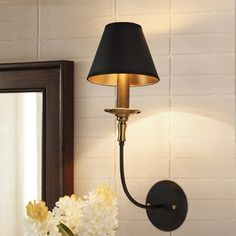 American Village Creative Fibric Wall Sconce Bedside LED Wall Lamp Vintage Wall Light Fixtures Indoor Lighting Lampara Pared