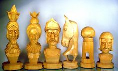 Polish Chess Sets - Welcome to the Chess Museum