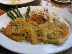 Delicious! We loved this recipe! Crispy Chicken Costoletta - Cheesecake Factory Copycat