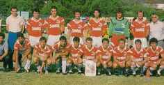 Brest 1987-88 Debout : Muslin (directeur sportif), Sorin, Le Guen, Higuain, Pascal, Chaslerie, Bosser, Fouillen (entraîneur-adjoint). Accroupis : Maligorne (entraîneur), Honorine, Caddeo, Colleter, Guegan, GuerinBouquet, Coiffier, Goudet, Danielou.