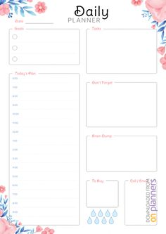 The Ultimate List of Free Planner Printables – Organized Chaos The ultimate list of free planner printouts – Organized Chaos Tags: ist template printables,list template…