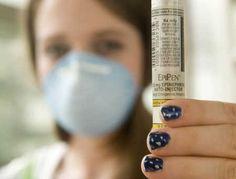 Danielle Davis, a Charleston, W.Va., high schooler with severe nut allergies…