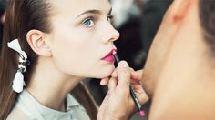 In these animated gifs Kevin and Jamie have used some new technology. Check out 10 Most Marvelous Animated Gifs – Cinemagraph Mac Lip Pencil, Ann Street Studio, Mac Lips, Catwalk Collection, Gif Animé, Animated Gif, Fuchsia, Pink Lips, Bright Lipstick