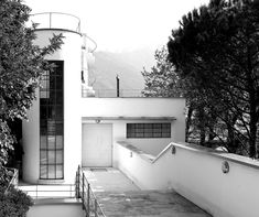 subtilitas:  Pietro Lingeri - AMILA Club boathouse, Tremezzo 1926. Via, 2.