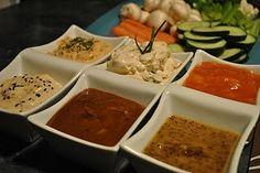 sauce pour fondue chinoise
