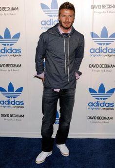 David Beckham's style evolution in pictures - Fashion Galleries - Telegraph