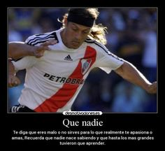 Otro grande!!!!!!!!!!!!!!! Carp, Grande, Football, Amor, Frases, Photo Galleries, Stars, Argentina, Soccer