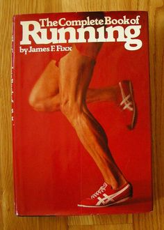 #ThrowbackThursday: #OnitsukaTiger on the cover of The Complete Book of #Running released in 1977 #TBT