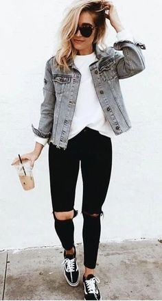 Fall Outfits Buy Now Vol. - Summer fashion ideas - 150 Fall Outfits Buy Now Vol. Fall Outfits Buy Now Vol. - Summer fashion ideas - 150 Fall Outfits Buy Now Vol. Casual Outfits For Moms, Cool Summer Outfits, Mom Outfits, Classic Outfits, Jean Outfits, Fall Outfits, Simple Outfits, Classic Clothes, Chic Outfits