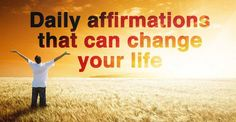 """The word """"Affirmation"""" is defined as """"the assertion that something exists or is true."""" The word affirmation comes from the Latin affirmare, meaning """"to ma"""