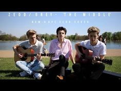 New Hope Club are a band from the UK Blake Richardson - Age Vocals, Guitar George Smith - Age Vocals, Guitar Reece Bibby - Age Vocals, B. Blake Richardson, Reece Bibby, Maren Morris, New Hope Club, Fangirl, Lyrics, Middle, Guitar, Age