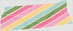 Great tut from Happy Scrap Girl on making your own digital washi tape