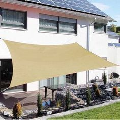 Shop for Outsunny x Rectangle Outdoor Patio Sun Shade Sail Canopy. Get free delivery On EVERYTHING* Overstock - Your Online Garden & Patio Shop!